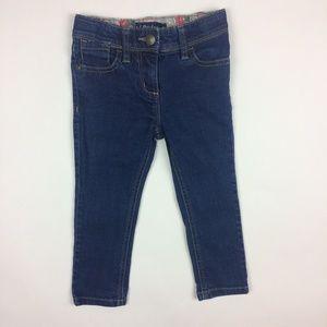 Mini Boden 2 Y Adjustable Waist Jeans